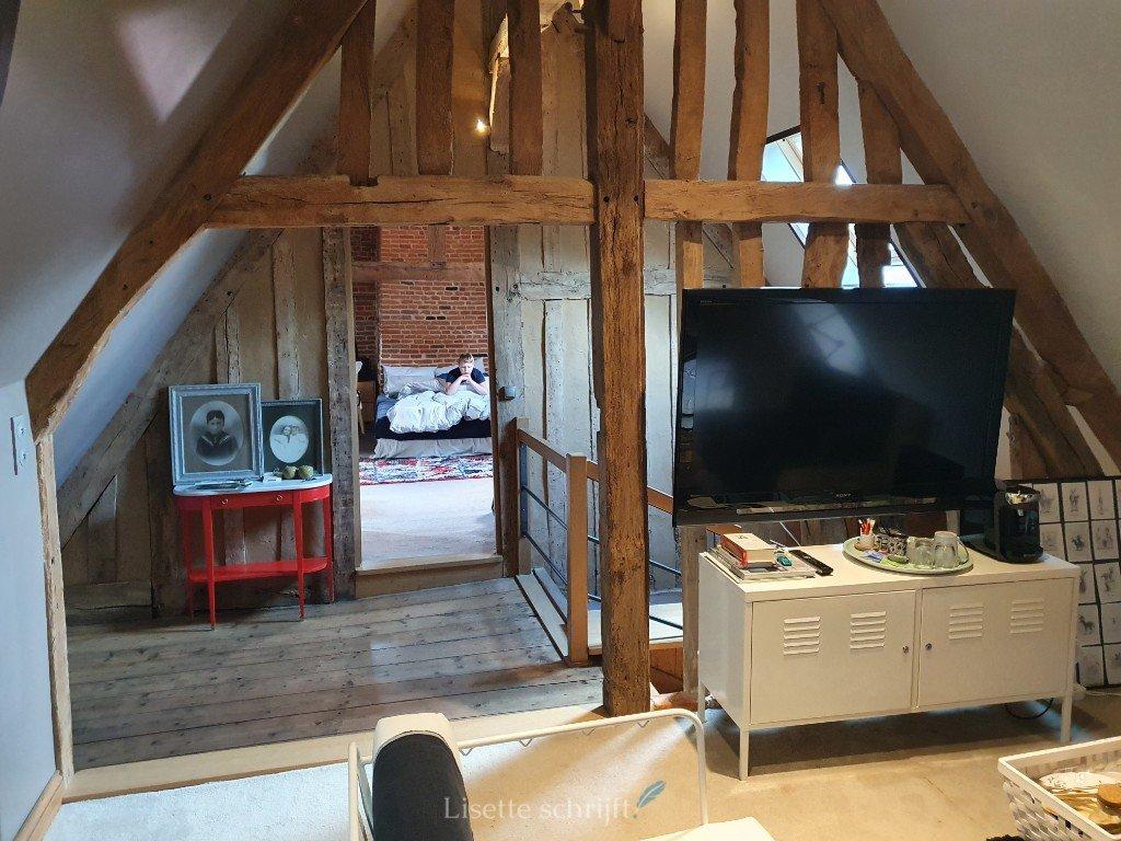 chambre d'hote overnachting in normandie frankrijk