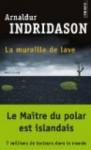 La muraille de lave d'Arnaldur Indridason le tome 8
