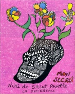 Mon secret de Niki de Saint Phalle