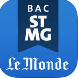 Bac STMG Le Monde appli