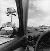@Lee Friedlander, America by car (1995-2009)