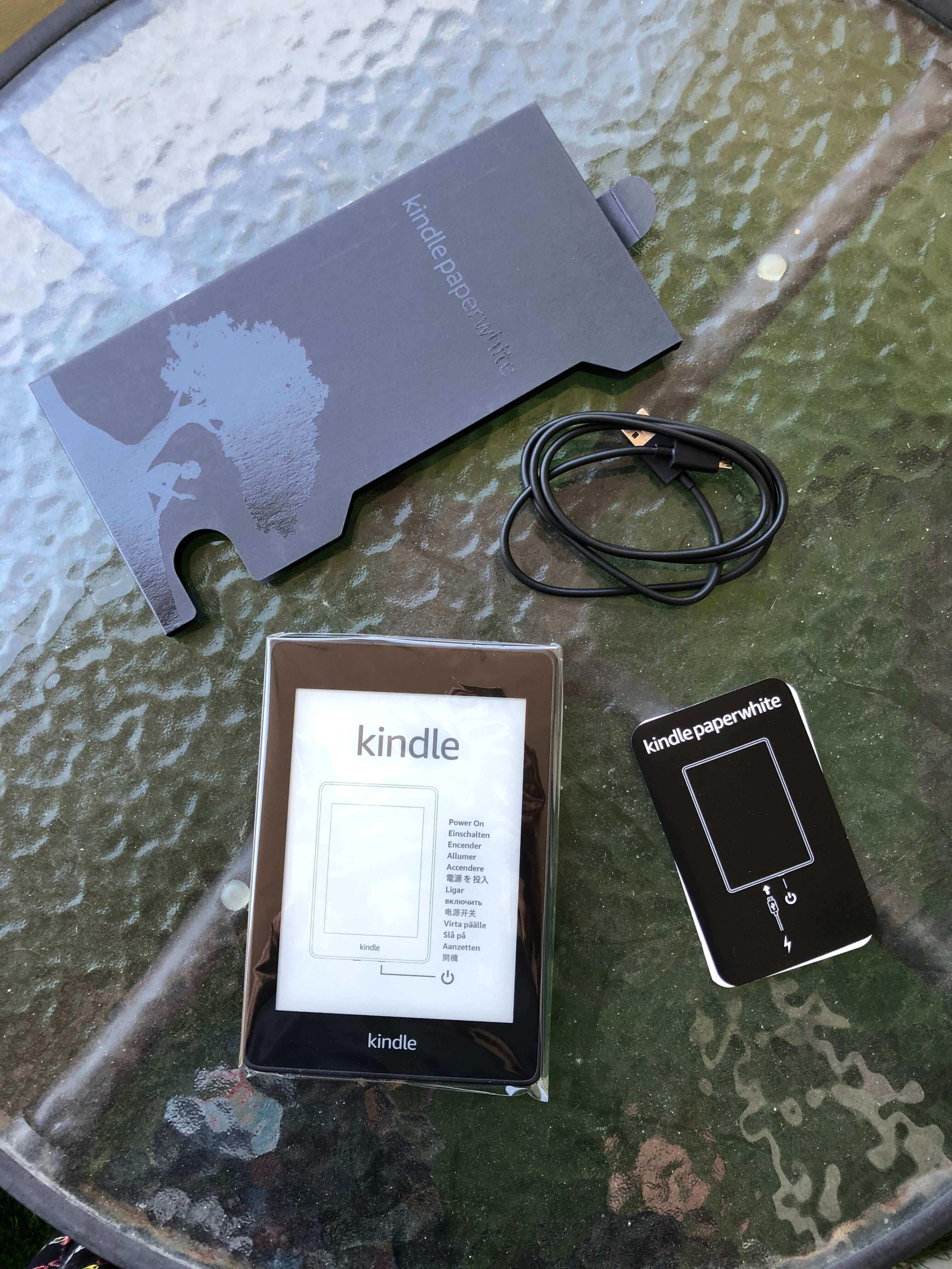Meilleurs Livres Gratuits Kindle : meilleurs, livres, gratuits, kindle, Amazon, Liseuse, Kindle:, Comment, Marche?, Guide, Démarrage.