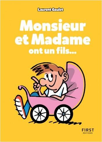 Monsieur Et Madame Ont Un Fils : monsieur, madame, Monsieur, Madame, Petit, Livre, Lisez!