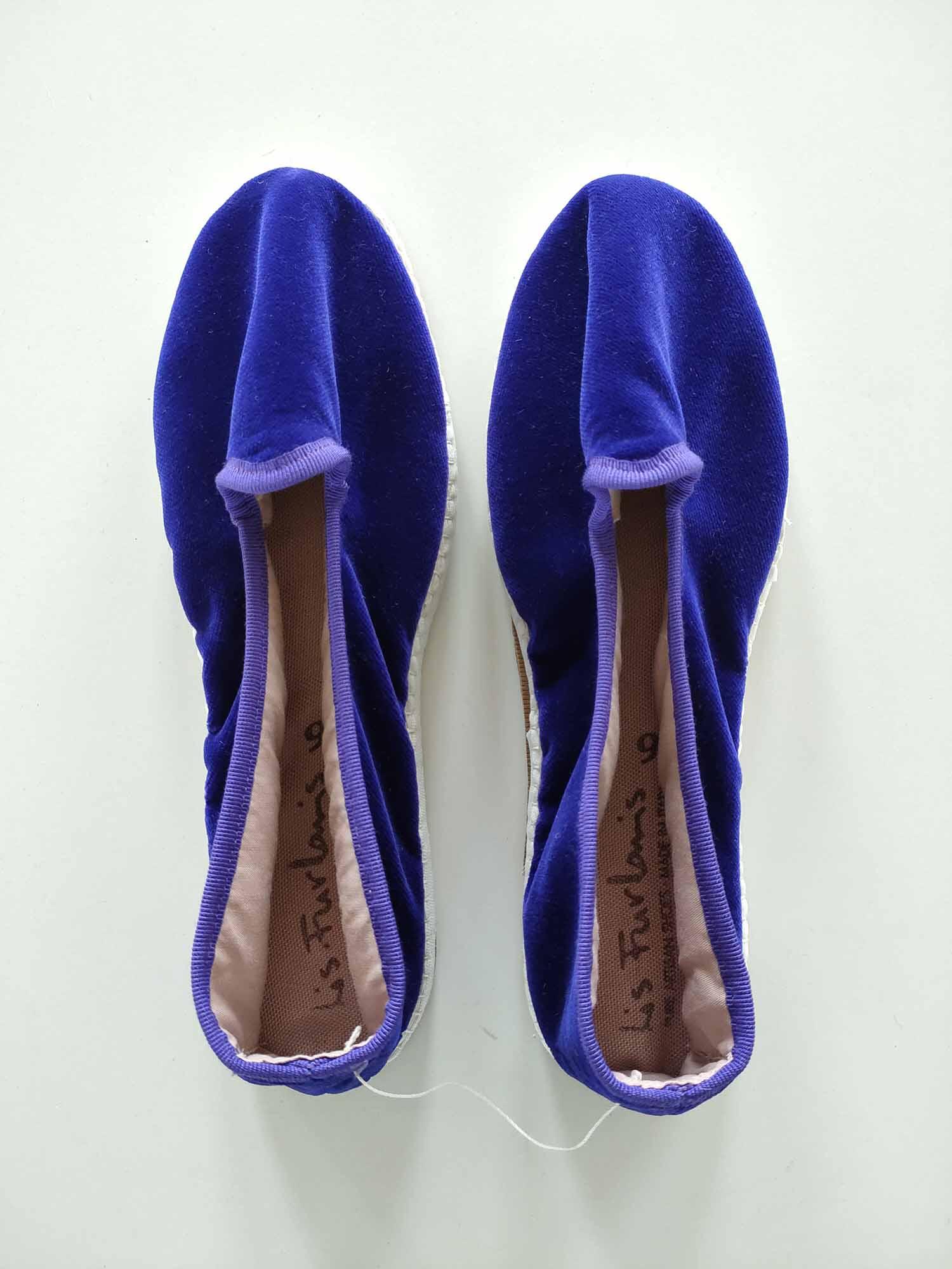 slippers fatte a mano milano