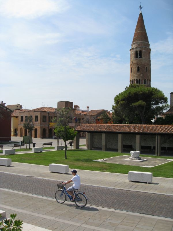 biken in caorle