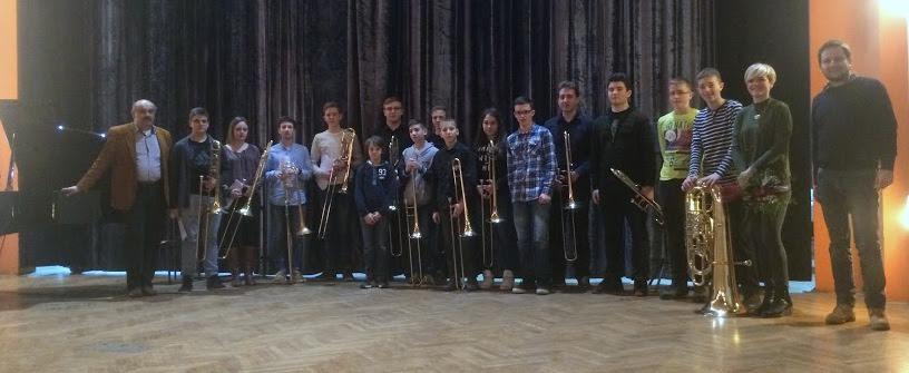 Zajednički koncert, Varaždin – Bjelovar