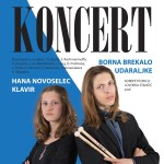 KONCERT – Hana Novoselec i Borna Brekalo