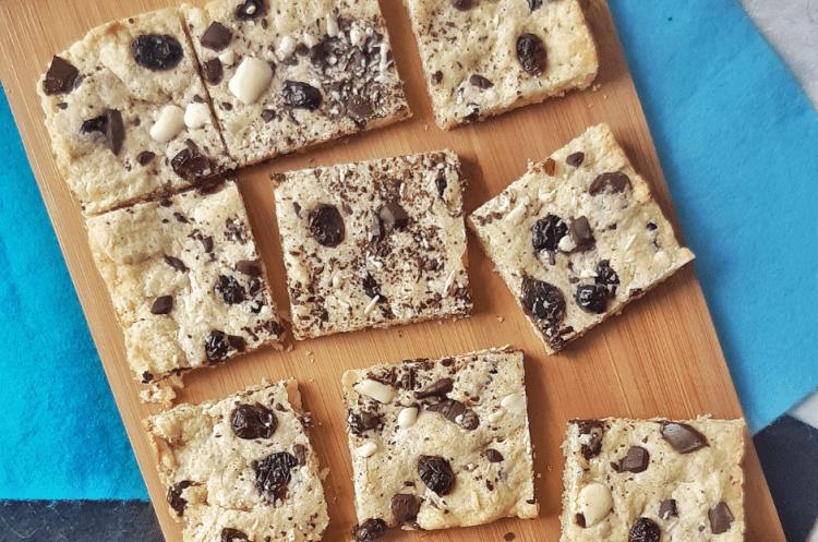 Cookiebar squares