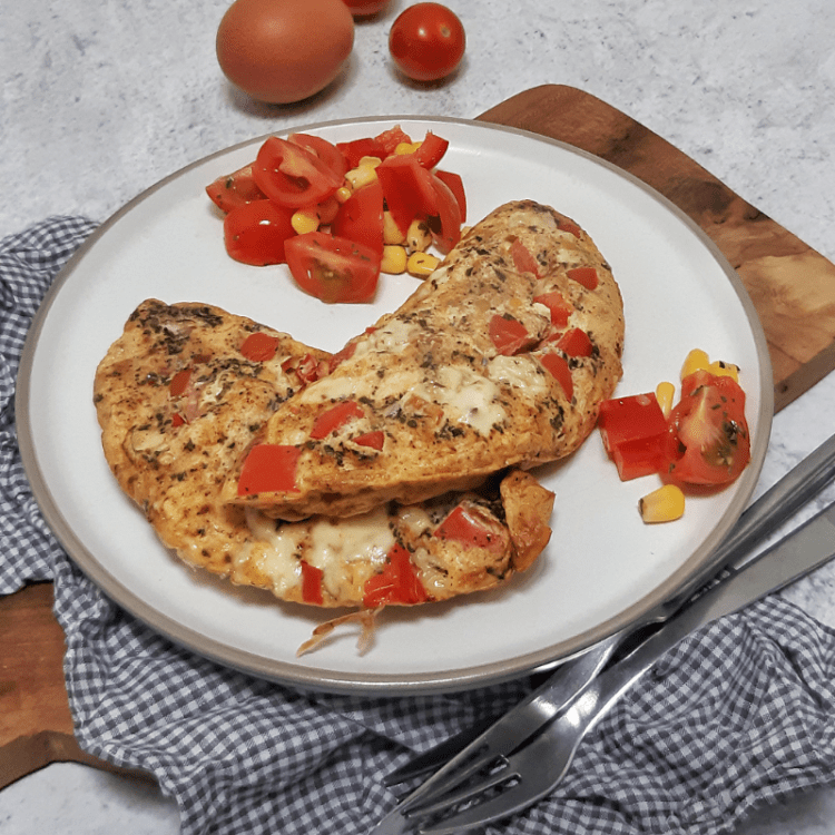 Mexicaans omelet