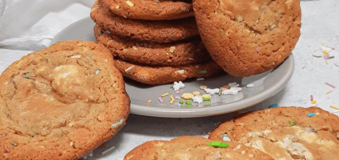 american sprinkel cookies
