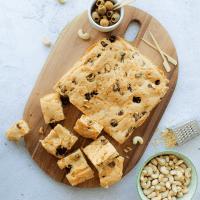Hartig olijven brood
