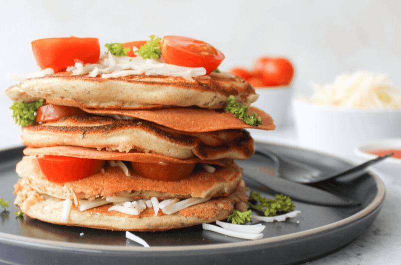 Hartige basis pancakes