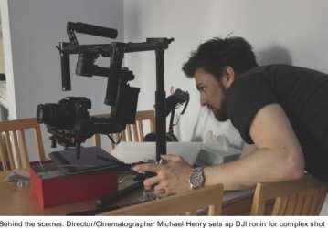 Michael Henry: Filmmaker
