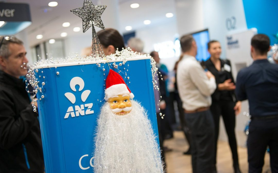 """Christmas in July"" Business After Hours at ANZ – 25 July 2018"