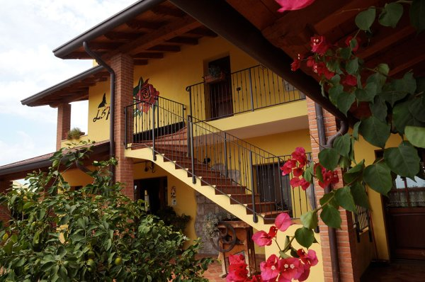 Agriturismo Lis Rosis bed and breakfast friuli