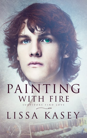 painting with fire cover