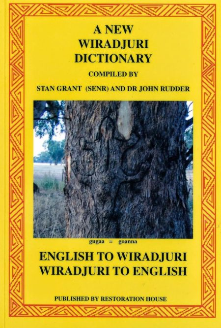 Wiradjuri to English dictionary