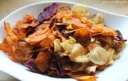 rotfruktschips palsternacka persiljerot  sötpotatis rödbeta ala lissfit