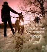 Cykeltur i minusgrader
