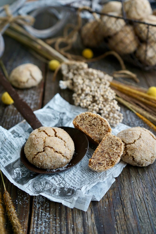 Biscotti alla Nocciola – weiche Haselnusskekse