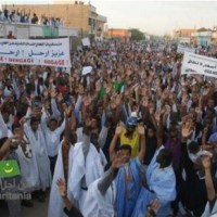 #Mauritania's Protest Movements