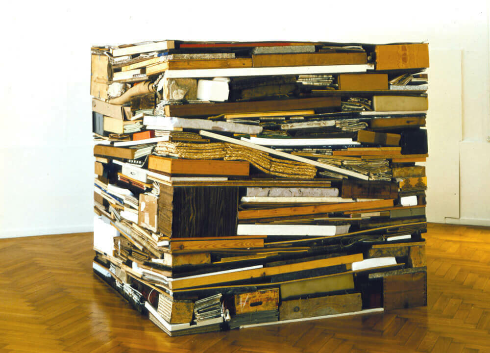 Stack  Tony Cragg  Artists  Lisson Gallery