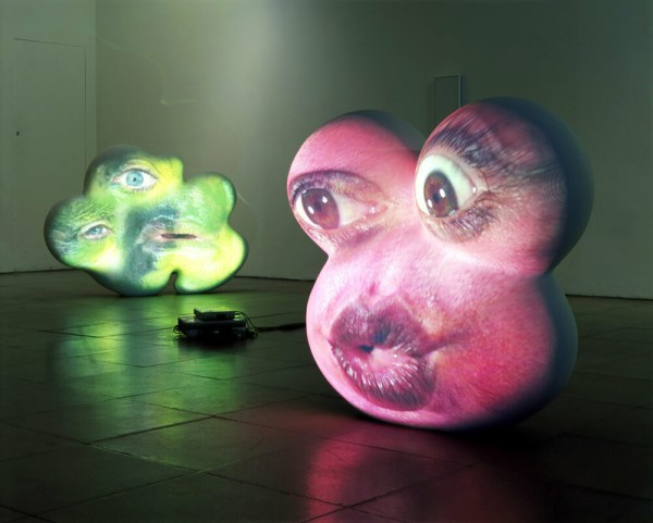 Tony Oursler Exhibitions Lisson