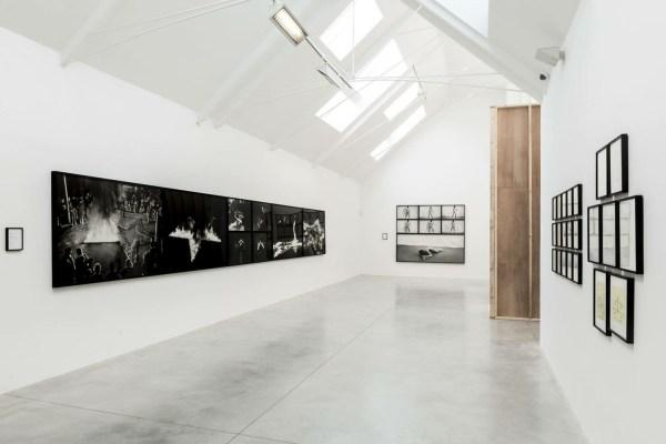 Marina Abramovi White Space Exhibitions Lisson