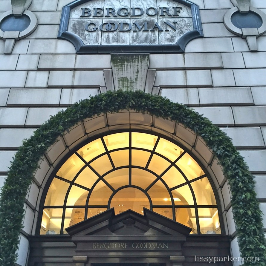 The best place to start is Bergdorf's of course