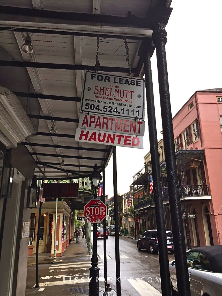apartment for rent sign-haunted