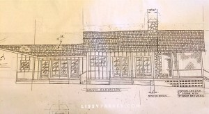 drawing of office