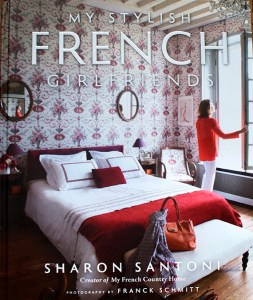 Cover of book My Stylish French Girlfriends Merci Beaucoup