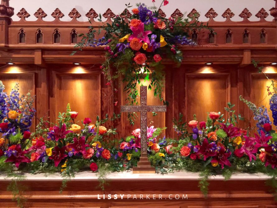 Love and Alter flowers