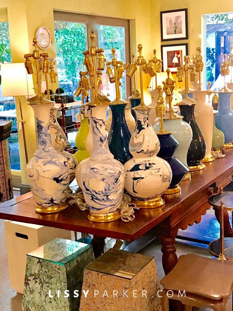 Christopher Spitzmiller lamps