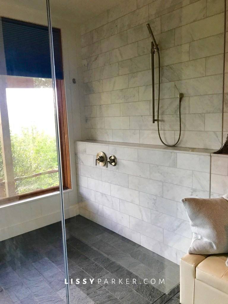 Bond shower