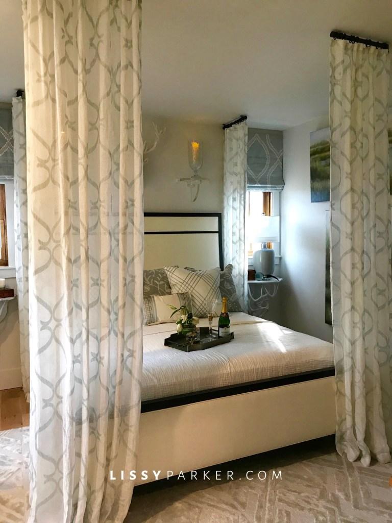 Lynn Monday bedroom