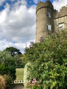 Irish wedding castle