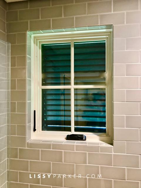 shutter bathroom