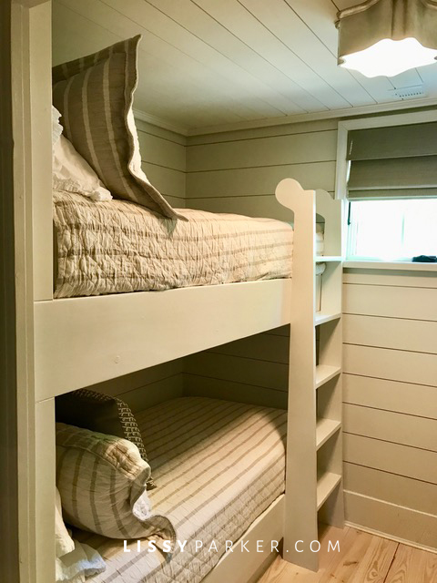 kid bunk room
