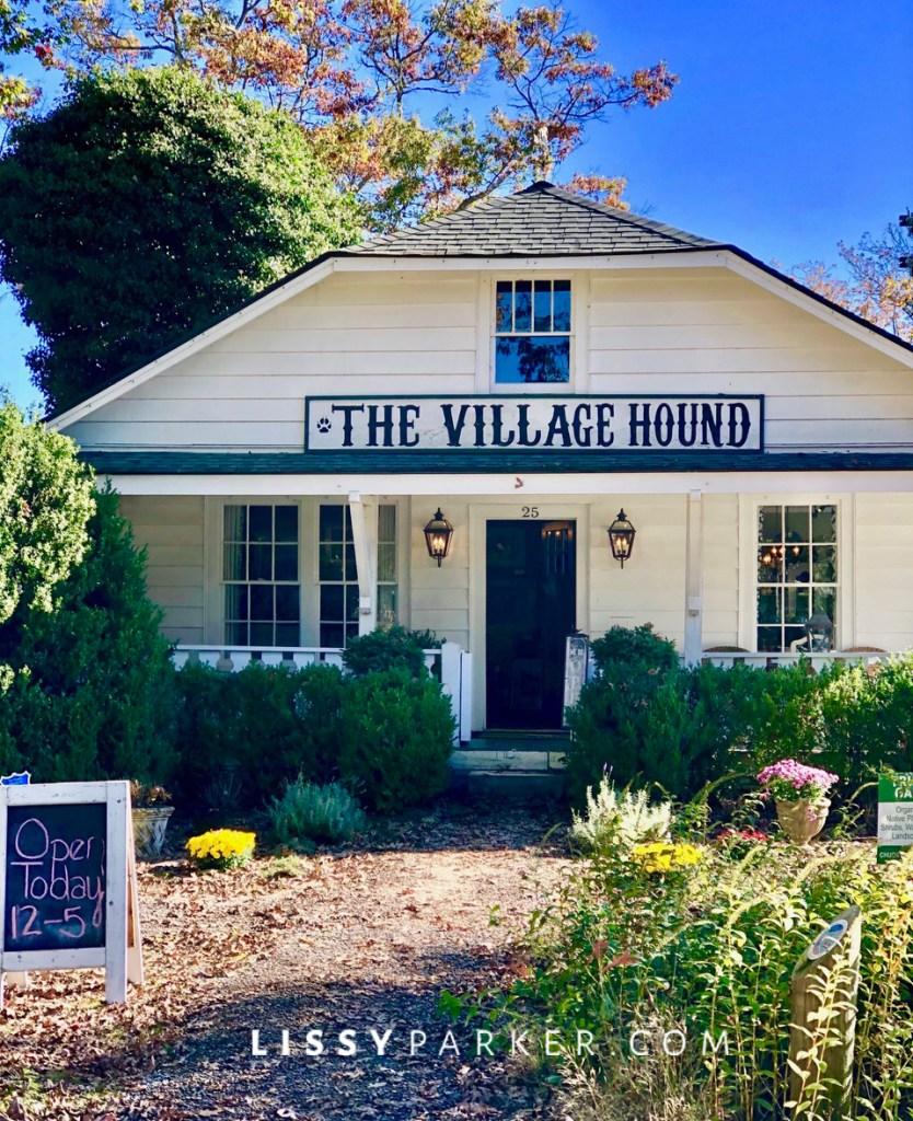 Village Hound post