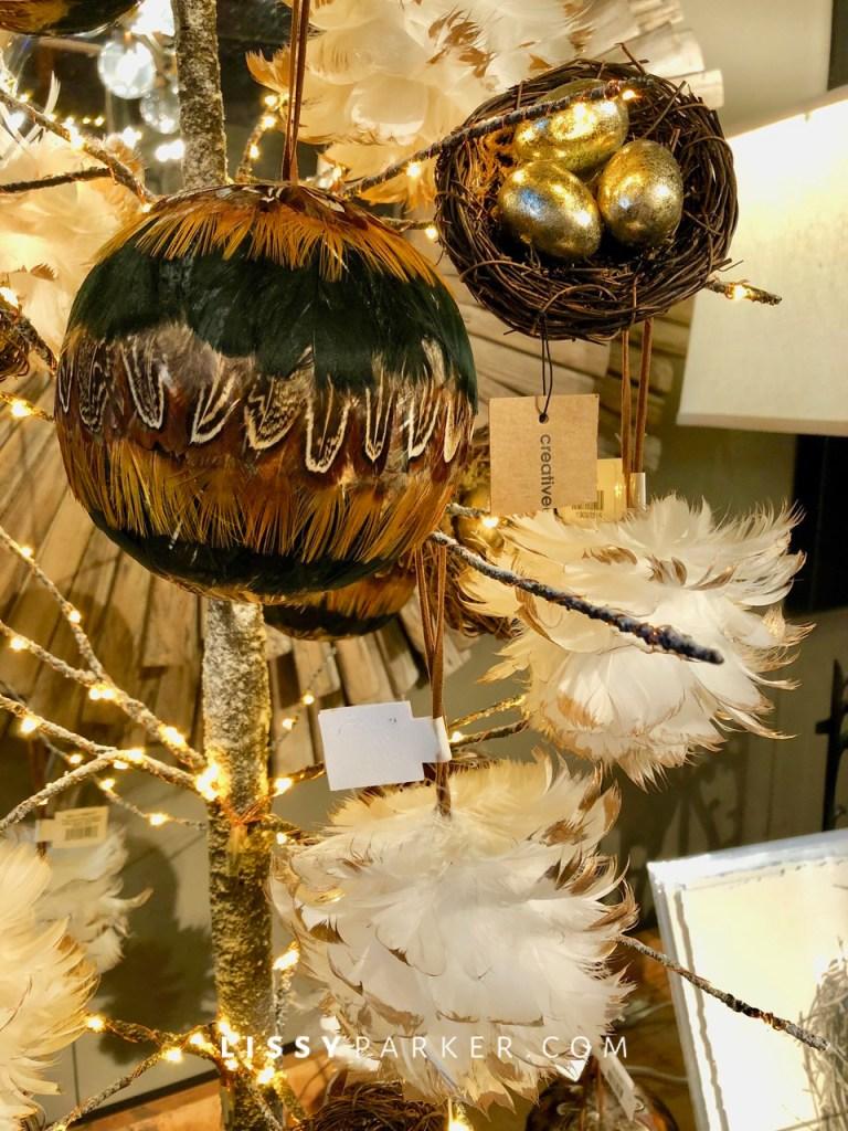 ck swan Christmas post