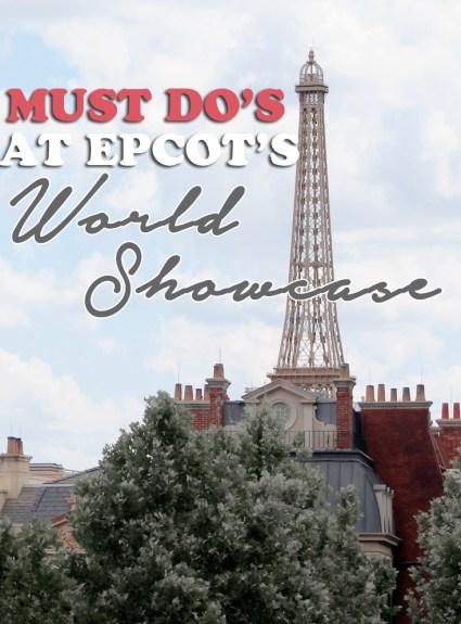 Must Do's World Showcase