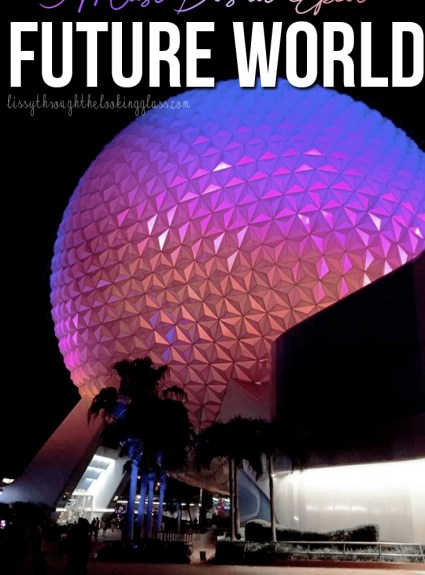 5 Must Do's at Epcot – Future World