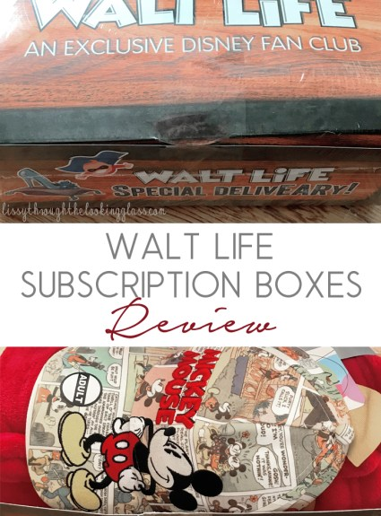 Review – Walt Life Subscription Boxes