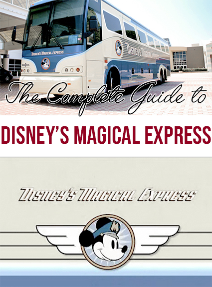 All About Disney's Magical Express