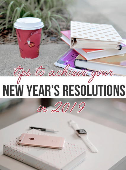 How to STICK to your New Year's Resolutions!