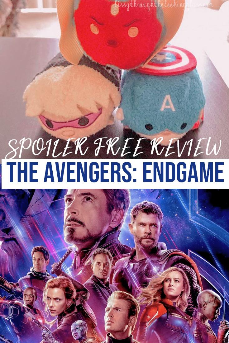 spoiler free the avengers: endgame review