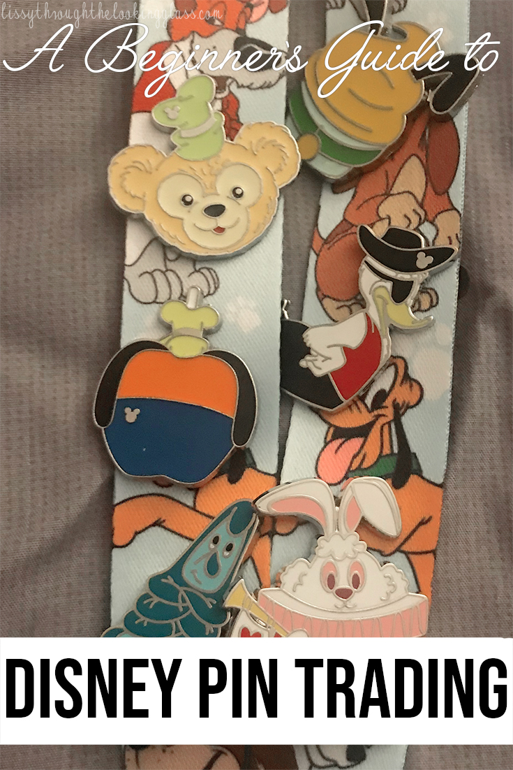 guide to disney pin trading