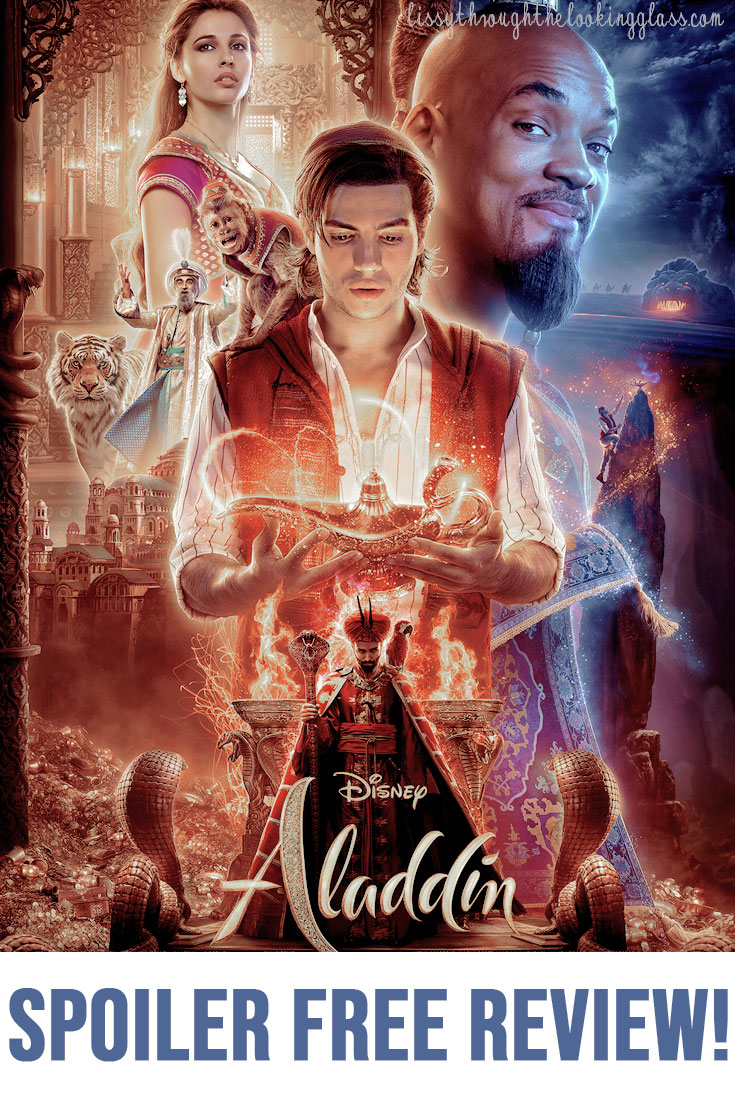 spoiler free aladdin review