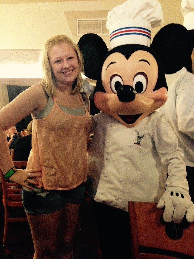 Disney Dining Plan 2 Credits